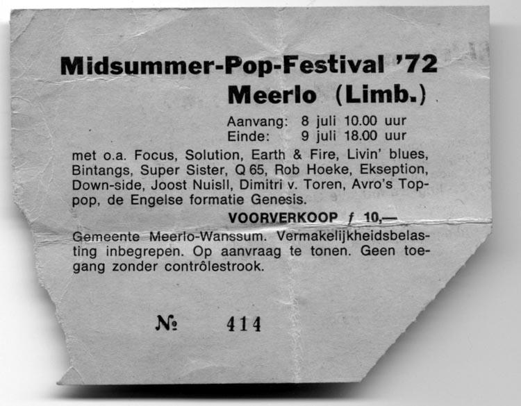1972 TicketMeerlo1972